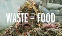 Waste is Food